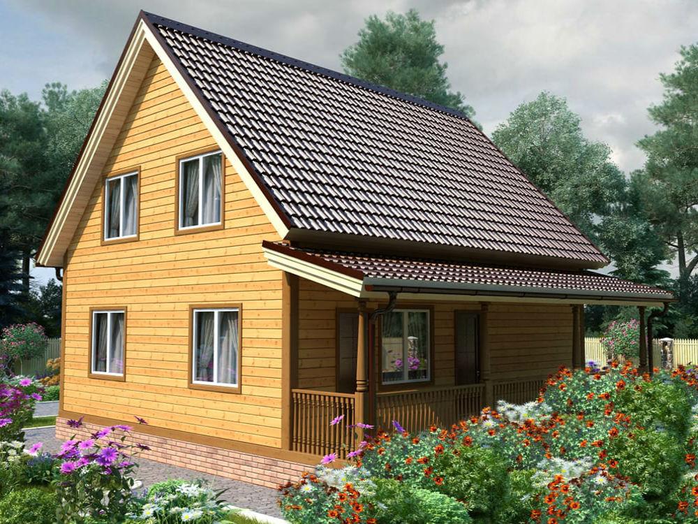Дачные домики проекты фото в перми